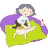 Baby Massage Image